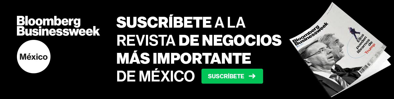 Suscríbete a El Financiero y Businessweek México