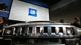 General Motors considera 'aventurarse' a fabricar un Hummer eléctrico
