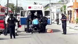 Atentan contra funcionario público de Cozumel; lo reportan grave