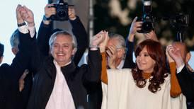 Cristina Fernández pide no romper la unidad para hacer frente a proyectos neoliberales