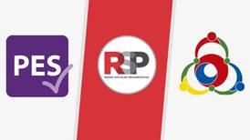 PES, Redes Sociales Progresistas y Fuerza Social por México: Este es su presupuesto para 2020, según el INE