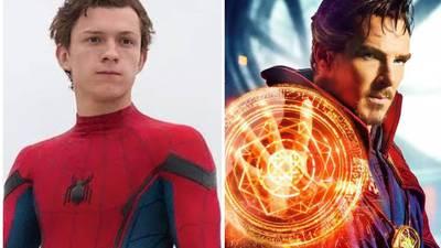 Filtran tráiler de 'Spiderman: No Way Home', con Doctor Strange y Tom Holland
