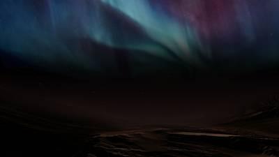 ¡Espectáculo marciano! Captan auroras por primera vez en Marte