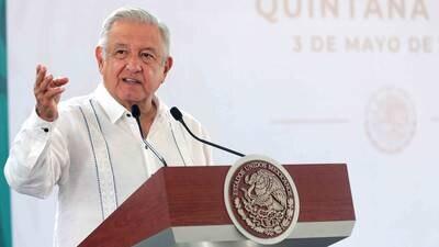 AMLO critica que aplicaron 'sabadazo' en orden de liberación del 'Güero' Palma