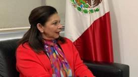 Embajadora de México en Bolivia actuó con firmeza y estoy orgulloso de su trabajo: AMLO