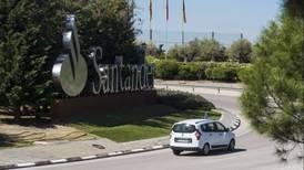 Santander reporta aumento de 12% en su cartera de crédito