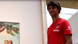 Atleti anuncia fichaje de Joao Félix, el 4to más caro de la historia, con un video en el Museo del Prado