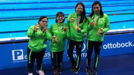 Naomi Somellera, la reina de la natación en Lima 2019, conquista su quinto oro