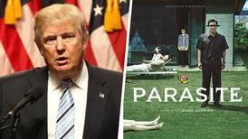 'What the hell...?': Trump se burla del triunfo de 'Parasite' en los Oscar