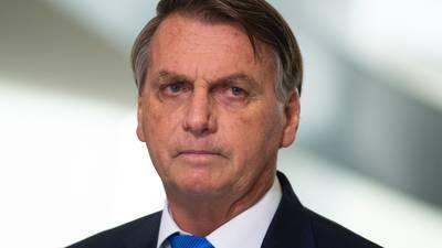 Fiscalía de Brasil acepta investigar a Jair Bolsonaro por posible corrupción en compra de vacunas COVID