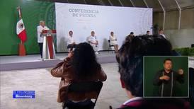 Tren del Istmo será entregado a la Marina, anuncia López Obrador