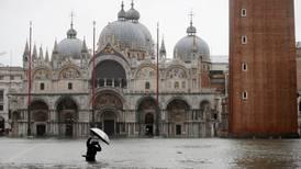 Inundaciones en Venecia amenazan también a sus tesoros arquitectónicos