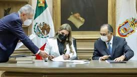 Héctor Astudillo pasa la estafeta a Evelyn Salgado, primera gobernadora en Guerrero