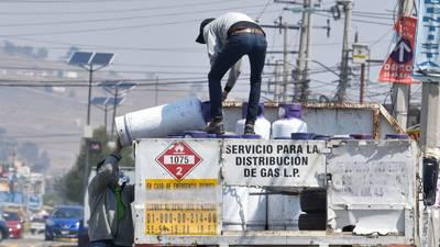Continúan cerradas empresas distribuidoras de gas asentadas en municipios del Valle de Mexico