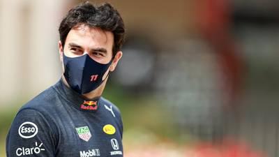 Gran remontada de 'Checo' Pérez en su debut con Red Bull para finalizar 5to