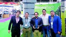 Startup Biomitech busca exportar su tecnología
