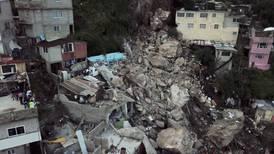 Deslave en el Cerro del Chiquihuite: Reportan 80 casas en riesgo