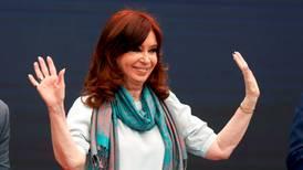 Exmandataria Cristina Fernández competirá en elecciones presidenciales de Argentina: Reuters