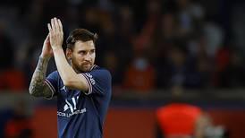 Problemas para Messi: No jugará partido vs. Metz por lesión