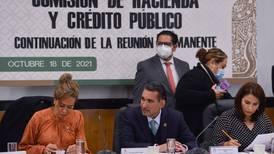 Comisión de Hacienda en Diputados aprueba la Iniciativa de Ley de Ingresos 2022; pasa al Pleno