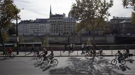 En París tuvieron un día sin autos y este fue el resultado