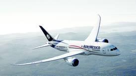 """Mandan aerolíneas """"a volar"""" cancelación del NAIM"""
