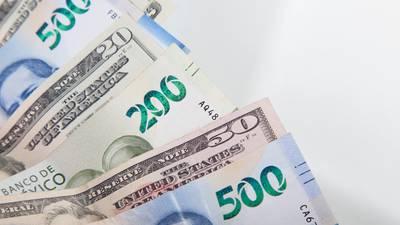 Peso despierta con el 'pie izquierdo' por fortaleza del dólar