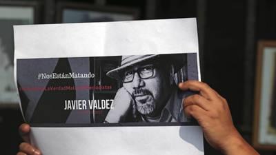 PGR pide 50 años de prisión a presunto homicida de Javier Valdez