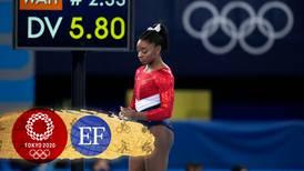 ¿Qué son los 'twisties' y por qué afectaron a Simone Biles en los Juegos Olímpicos 2020?