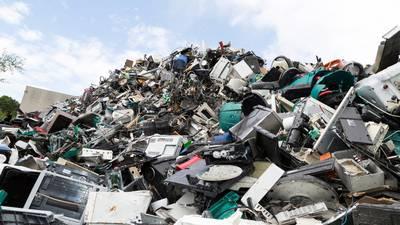 La otra 'sombra' del COVID: México generará casi 210 mil toneladas de residuos electrónicos al cierre de 2021