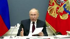 AMLO invita a Putin a bicentenario de la Consumación de la Independencia