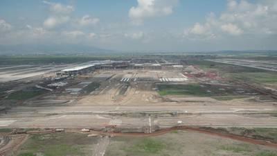 Aeropuerto de Santa Lucía: Gobierno revela que cinco trabajadores han fallecido en construcción
