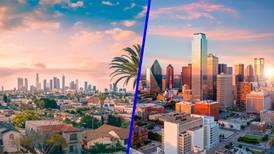 Los californianos se están yendo cada vez más a Texas y esta es la razón