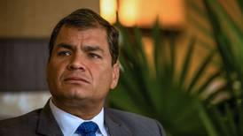 Arranca en Ecuador juicio contra el expresidente Rafael Correa
