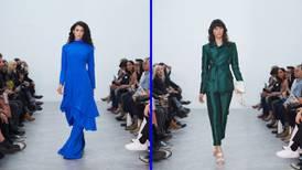 La próxima primavera será esmeralda y azul eléctrico, y Lorena Saravia lo sabe