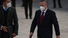 Ministro Zaldívar confía que se superará crisis en Tribunal Electoral tras reunión con José Luis Vargas