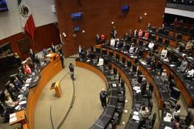 Aprueban en el Senado cambios polémicos en el paquete fiscal