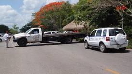 Taxistas de Lázaro Cárdenas en Quintana Roo reanudan conflicto pese a tener acuerdo