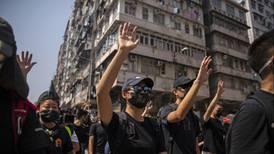 Hong Kong prohíbe manifestación masiva prevista para el 1 de octubre, Día Nacional de China