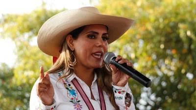 Evelyn Salgado, gobernadora electa de Guerrero, pide hacer a un lado diferencias políticas o partidistas