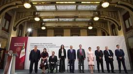 AMLO entrega Premio Nacional de Deportes 2019: Alexa Moreno y Paola Espinosa, entre las ganadoras
