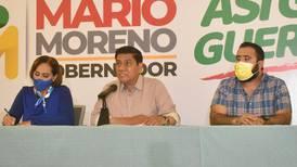 Alianza PRI-PRD impugnará triunfo de Evelyn Salgado en Guerrero