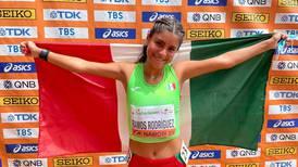 Sofía Ramos se proclama campeona mundial tras ganar oro en los 10 km marcha Sub-20