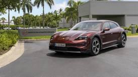 Prueba de manejo Porsche Taycan 4 Cross Turismo: Mad Max 2021