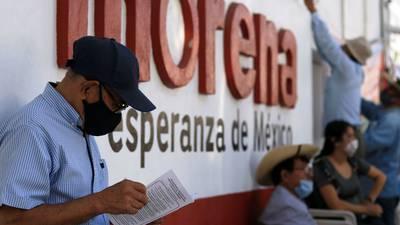 Morena lidera preferencias en la CDMX para 2024… pero tiene un problema
