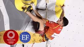 Alberto Ginés hace historia como el primer campeón olímpico de la escalada