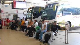 Disminuye número de pasajeros en autobuses de la Riviera Maya