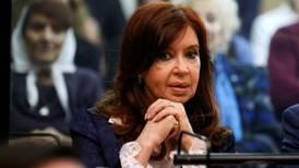 Cristina Fernández enfrenta otro juicio por un regalo de Putin