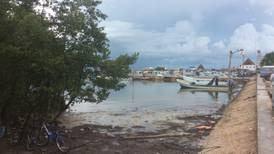 Vecinos y turisteros limpiarán el malecón de Holbox