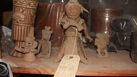 Subastan en Alemania piezas de arte prehispánico de México pese a denuncia del INAH